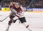 Aģents: Balinskis pasaules čempionātā raisījis NHL klubu interesi