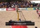 Video: LČ pludmales volejbolā. Ergo Open 1.posms. Spēle par 3.vietu, mača ieraksts