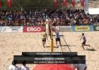 Video: LČ pludmales volejbolā. Ergo Open 1.posms. Fināls, mača ieraksts