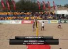 Video: LČ pludmales volejbolā. Ergo Open 1.posms. Pusfināla spēļu ieraksts