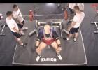 Spēka sporta atlētiem zelts pasaules čempionātā