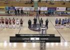 Video: Pārbaudes spēle volejbolā sievietēm: Latvija - Igaunija. Spēles ieraksts