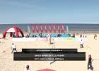 Video: LČ pludmales volejbolā. Ergo Open 2.posms. Spēles par 3. vietu. Sacensību ieraksts