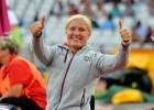 Paraolimpiete Dadzīte kļūst par Eiropas čempioni arī šķēpmešanā