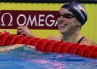 Ledeki labo pasaules čempionāta rekordu 400 metros brīvajā stilā