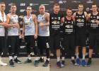 """Abas Latvijas 3x3 basketbola komandas sestdien spēlēs """"Tinkoff Moscow Open"""" ceturtdaļfinālā"""