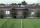 Video: komanda.lv 1.līga futbolā: BFC Daugavpils - RTU FC/Skonto Academy. Spēles ieraksts