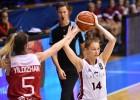Latvijas U18 meitenēm principiāls duelis pret Itāliju