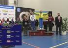 Spēka atlēti izcīna vairākas medaļas Eiropas čempionātā