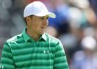 """Spītam piecu sitienu deficīts pēc """"PGA Championship"""" pirmā raunda"""