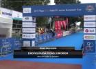 Video: Eiropas kausa posms triatlonā junioriem. Sacensību ieraksts