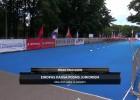 Video: Eiropas kausa posms triatlonā juniorēm. Sacensību ieraksts