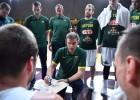 Lietuva pirms spēles pret Latviju atskaita Girdžūnu