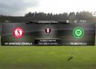Video: LK izcīņa futbolā. Ceturtdaļfināls:  FK Spartaks Jūrmala - FS Metta/LU. Spēles ieraksts