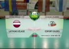 Video: Latvian Open florbolā: Latvijas izlase - Oilers. Spēles ieraksts