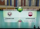 Video: Latvian Open florbolā: Storvreta IBK - Latvijas izlase. Spēles ieraksts