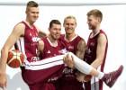 """""""11.lv"""": Latvija var kļūt par lielāko """"Eurobasket 2017"""" sensāciju"""