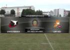 Video: Latvijas čempionāts regbijā: Stats/Ķekava - LMT/Eži. Spēles ieraksts