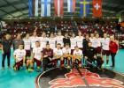 Latvijas vīriešu izlase triju nāciju turnīru sāks pret somiem