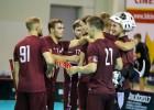 Latvijas izlase pret igauņiem - par otro vietu turnīrā