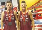 Latvijas kikbokseri izcīna sudrabu un bronzu Eiropas čempionātā