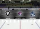 Video: Krievijas Jaunatnes hokeja līga: HK Rīga - MHK Dinamo. Spēles ieraksts