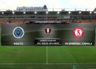 Video: LK futbolā. Pusfināls: Riga FC - Spartaks Jūrmala. Spēles ieraksts