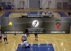 Video: Baltijas volejbola līga: Biolars/Jelgava - Jēkabpils Lūši. Spēles ieraksts