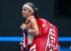 Rīgā atklāta Ostapenko vārdā nosaukta tenisa halle