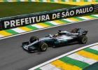 Hamiltons ātrākais arī otrajā treniņā, konkurenti pietuvojas