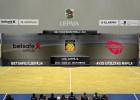 Video: BBL: Betsafe/Liepāja - AVIS Utilitas Rapla. Spēles ieraksts