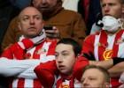 """""""Sunderland"""" turpina lidot uz leju un uzstāda jaunu Anglijas antirekordu"""