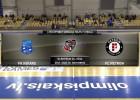 Video: LTFA Optibet virslīga telpu futbolā: FC Petrow - FK NIKARS. Spēles ieraksts