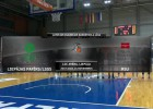Video: Latvijas Igaunijas basketbola līga: Liepājas papīrs/LSSS - RSU. Spēles ieraksts