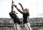 """Talibs un Krabtrī izkaujas, """"Raiders"""" pieveic """"Broncos"""""""