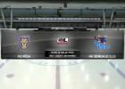 Video: Optibet hokeja līga: HS Rīga - HK Zemgale/LLU. Spēles ieraksts