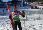 Slēpotājai Eidukai jauns rekords zem 100 FIS punktiem arī distancē