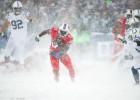 """Sniegs, Ventza trauma un """"Patriots"""" zaudējums – NFL 14. nedēļa"""