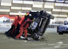 Olivers Solbergs WRC klases debijā avarē