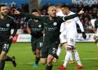 Mančestras ''City'' labo Premjerlīgas rekordu; ''Liverpool'' un ''Arsenal'' zaudē punktus