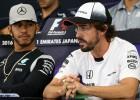 Hamiltons cer nākamgad cīnīties par titulu ar Alonso