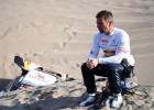 """Lēbs: """"Šī bija mana pēdējā iespēja uzvarēt Dakaras rallijā"""""""
