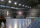 Video: Latvijas Telpu futbola 1.līga: FC Nikers - RSU/Miltiņkrogs-Dobele, spēles ieraksts