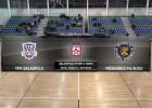 Video: Latvijas Telpu futbola 1.līga: TFK Salaspils - Rēzeknes FA/BJSS. Spēles ieraksts