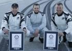 Ginesa rekords: astoņās stundās nepārtrauktā driftā veic 374 km