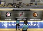 Video: LTFA Optibet virslīga telpu futbolā: New Project Tente - FC Petrow. Spēles ieraksts