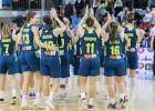 Lietuva pārtrauc deviņu zaudējumu sēriju, Slovēnija šokē Franciju