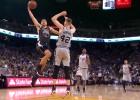 Video: NBA dienas topā Bertāns netraucē triumfēt Tompsonam