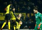 """Bačuajī 92. minūtē izrauj uzvaru """"Borussia"""", Fernandess un """"Lokomotiv"""" šokē"""