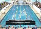 Video: Latvijas čempionāts peldēšanā 25 metru baseinā. Otrā sacensību diena